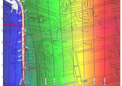 Análisis de las relaciones entre la obra civil y el medio subterráneo