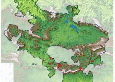 Actualización del protocolo de sequías de la provincia de Álava (DIPUTACIÓN FORAL DE ÁLAVA)