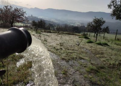 Informe de disponibilidad de agua subterránea
