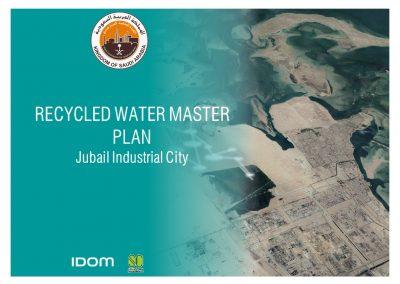 Asesoramiento hidrogeológico para un estudio de recarga artificial de acuíferos en Jubail (Arabia Saudí)